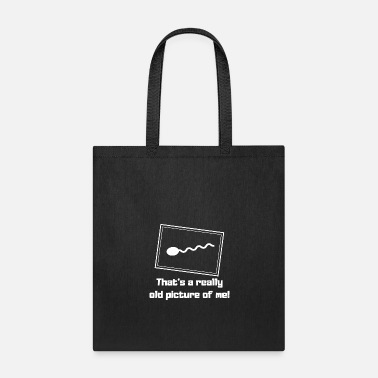Sperm Fun Shirt - Funny version of yourself - Tote Bag