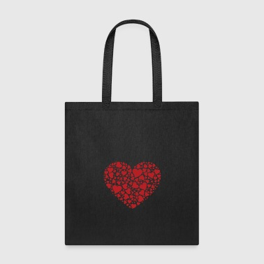 Cuore Heart of Hearts - Tote Bag