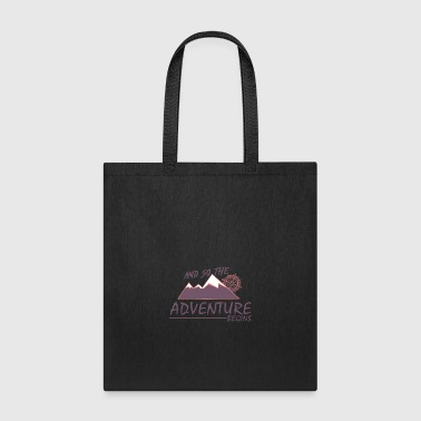 travel adventure - Tote Bag