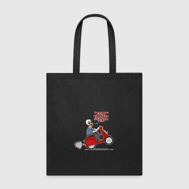 Scooter scooter - Tote Bag