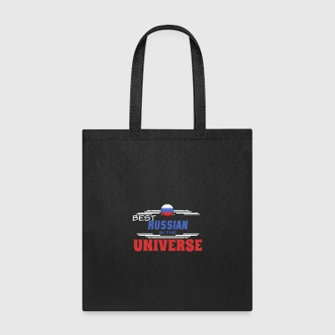 Russian - Best russian in the universe - Tote Bag
