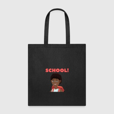 Old School School - Tote Bag