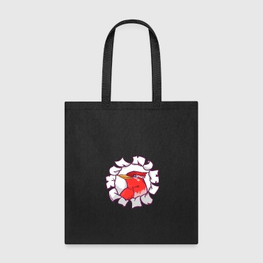 Break Breakthrough Bird - Tote Bag