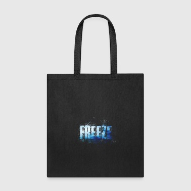 Freeze - Tote Bag