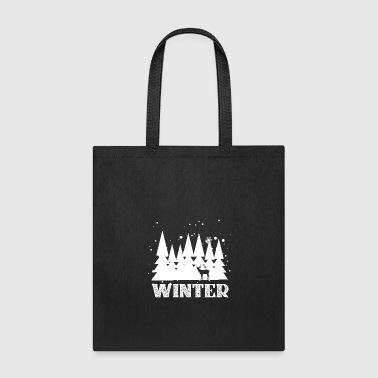 Winter - Tote Bag