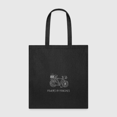 28 Powered by Pancakes - Tote Bag