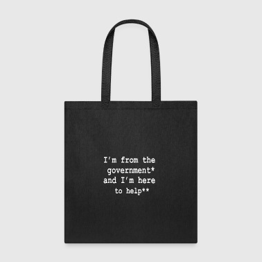 Government From the government - Tote Bag