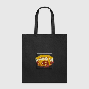 Vehicle vintage Vehicle - Tote Bag