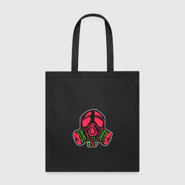 Atom Nuclear Radiation Explosion Science Gift - Tote Bag