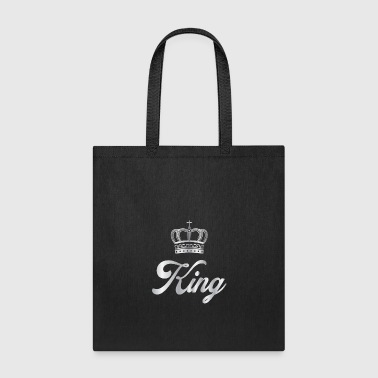 Silver Crown Silver Crowns Lifestyle King Prince G - Tote Bag