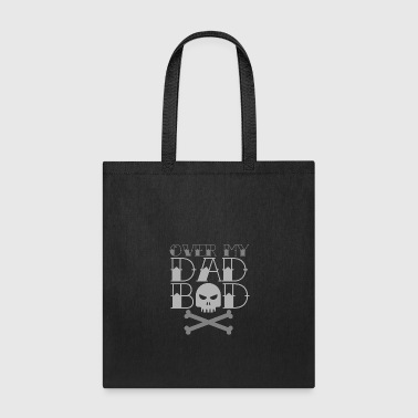 New Age New Parent Over Dad Bod 4000x4000 - Tote Bag
