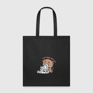 Alive Love relationship couple gift idea - Tote Bag