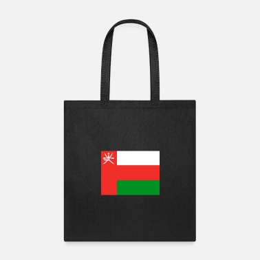 Country Flag of Oman (om) - Tote Bag