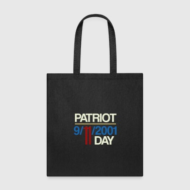 Terrorist 9-11-2001 We Will Never Forget - Patriot Day - Tote Bag