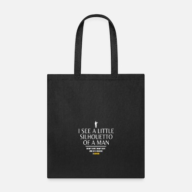 Little I See a Little Silhouetto - Tote Bag