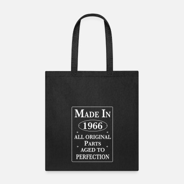 Birthday made in 1966 II birthday - Tote Bag