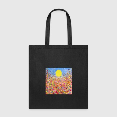 Meadow Wildflower Meadows - Tote Bag