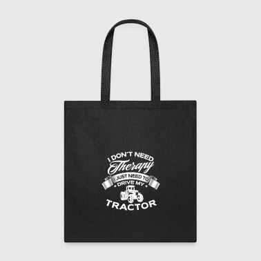Funny I Don't Need Therapy Farming - Tote Bag
