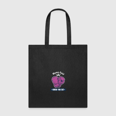 Knock Out Knock You Out-Boxing - Tote Bag