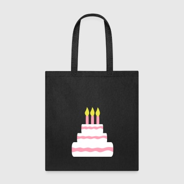 Sumu Lee Birthday cake - Tote Bag