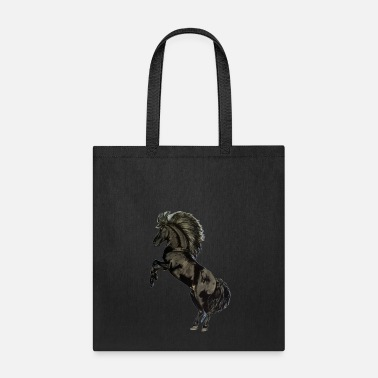 Stallion Black Stallion - Tote Bag