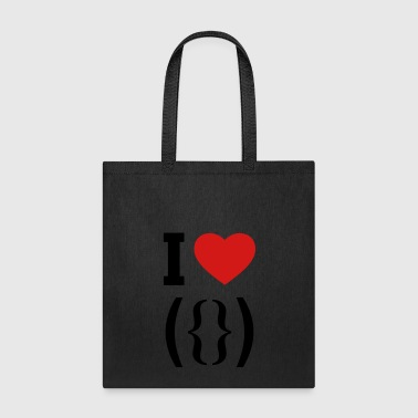 I love vagina - Tote Bag