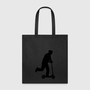 old man - Tote Bag