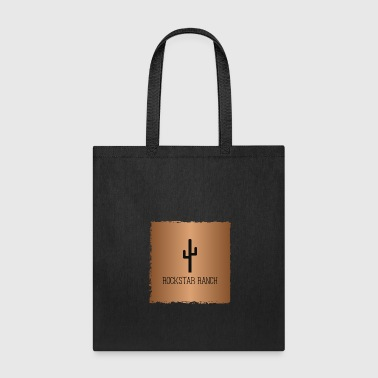 Rockstar Ranch Rose Gold - Tote Bag