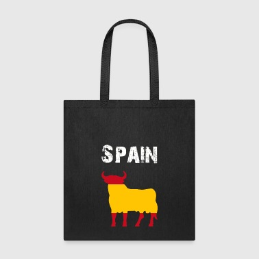 Nation-Design Spain Bull Y8zf - Tote Bag