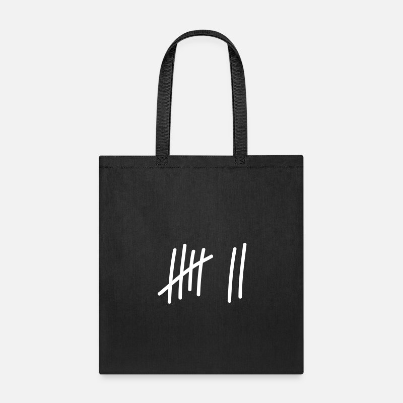 Tote Bag7 Lines 7 Times Birthday Gift Sport