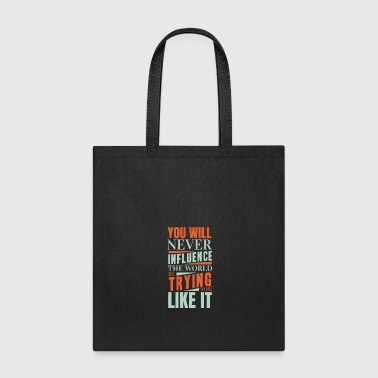 Influence Influence - Tote Bag