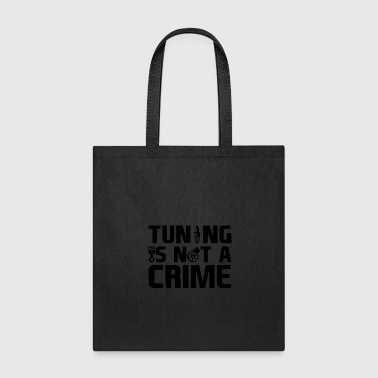 TUNING CRIME - Tote Bag