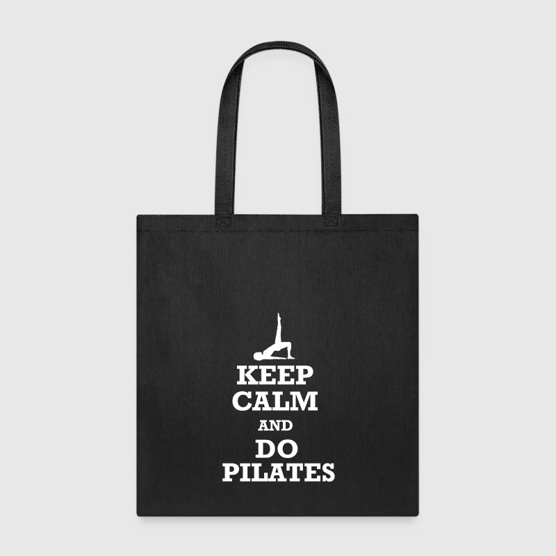 Keep Calm Pilates - Tote Bag