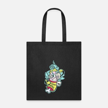 Spill Paint will spill - Tote Bag