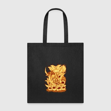 Attack Dog attack - Tote Bag