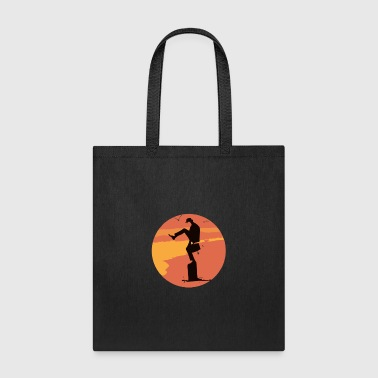 Silly Silly Karate - Tote Bag