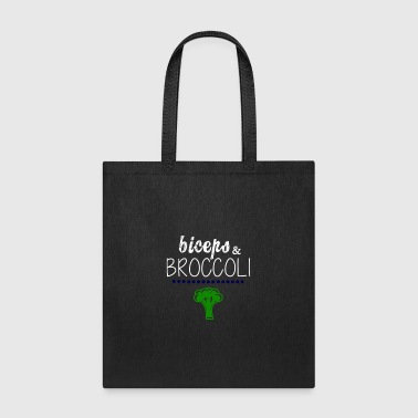 Biceps BICEPS BROCCOLI - Tote Bag