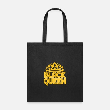 Black Black Queen - Tote Bag