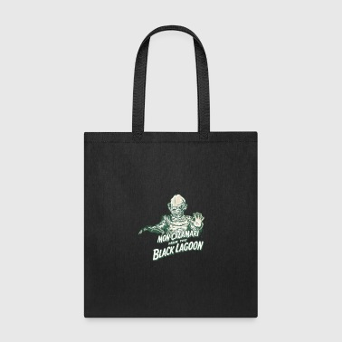Calamari Mon Calamari From The Black Lagoon - Tote Bag