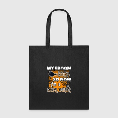 SOCIAL WORKER - Tote Bag