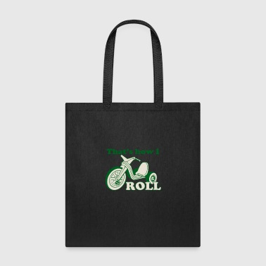 Wheelchair Big-Wheel KH510 undefined - Tote Bag