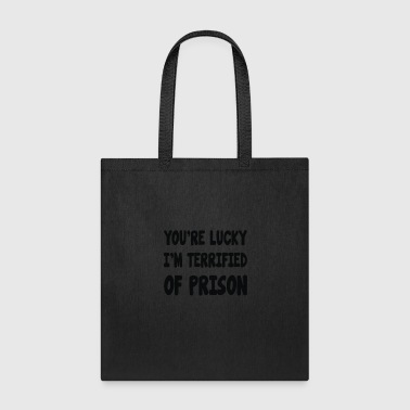 Prison Lucky Of Prison - Tote Bag