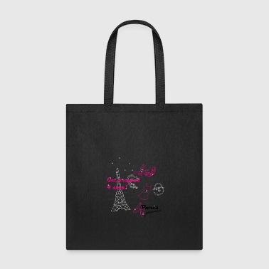 Glamour Paris glamour - Tote Bag
