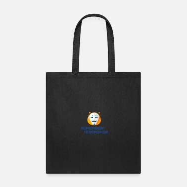 Guy Fawkes remember Guy fawkes blue - Tote Bag