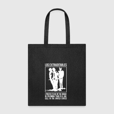 Los Extraditables (eng dark) - Tote Bag