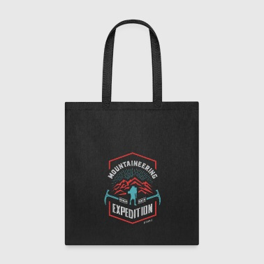 Mountaineering - Tote Bag