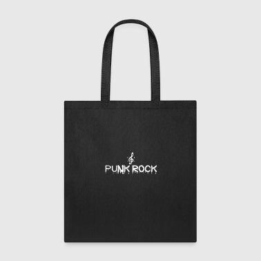 Dripping Punk Rock - Tote Bag