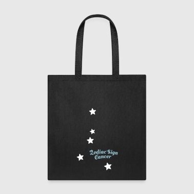 Zodiac Sign Cancer - Tote Bag