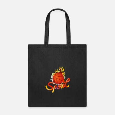 Sports Sport BasketBall - Tote Bag