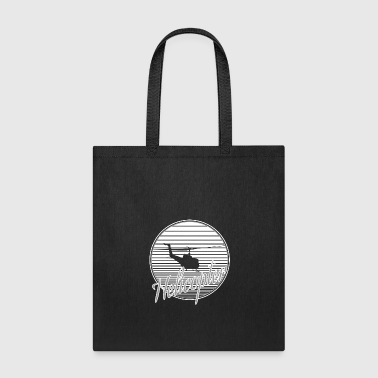 Heaven Helicopter - Tote Bag